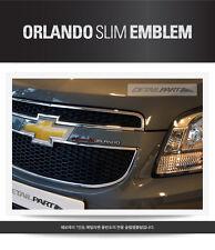 [KSpeed] (Fit: Chevrolet Orlando) emblem by Detail part