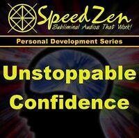 Unstoppable Confidence Subliminal CD binaural beats hemi-sync holosync