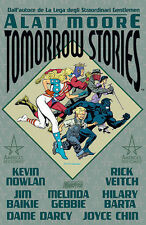 Tomorrow Stories 2  di Alan Moore NUOVO sconto 40% ed.Magic PRess