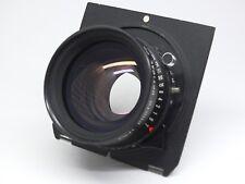 【Excellent】Fujifilm Fujinon.W 210mm f5.6 FUJI PHOTO OPTICAL CO. Copal from Japan