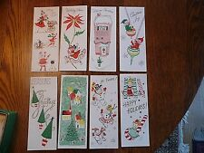 Vintage Box of Christmas Greeting Cards Vogue Unused with Envelopes Must See!