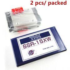 Roland Linear Bearing Guide Rail Block SSR15XW1UU For FJ540 SJ640 XJ640 SJ740