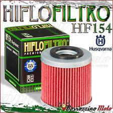 FILTRO OLIO HIFLO HF154 HUSQVARNA SM S ie 610 2006 2007 2008