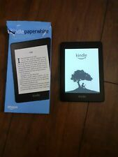Amazon Kindle Paperwhite (10th Gen.) 8GB, Wi-Fi, used a few times, Immaculate