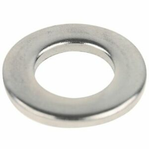 Stainless Steel Washer Whitworth 1/4 Packs of 10