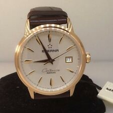 "ETERNA HERITAGE CENTENAIRE ROSE GOLD AUTOMATIC MEN""S WATCH NWT! $11,900 RETAIL!"