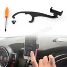 360° Rotated Car Phone Mount Cradle Holder Stand For Mini Cooper R55 R60