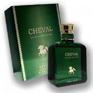 ESTIARA CHEVAL EAU DE TOILETTE SPRAY FOR MEN 100 ML
