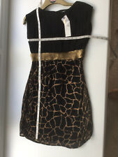 Tfnc sequin dress, new with tags, size S New £98    0702