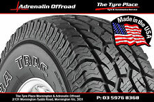 4 x LT285 70 R17 Terra Trac A/T Hercules Tyres *Made In USA - Inc Fitting
