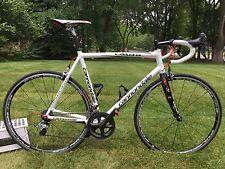 2010 Cannondale CAAD9 Road Bike 58cm - Custom Criterium - Ultegra