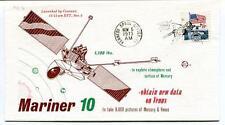 1973 Mariner 10 Mercury Venus Centaur Kennedy Space Center USA NASA SAT