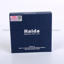 Haida 62mm PROII-S Super Wide Angle MC Variable ND Neutral Density ND8-ND1000