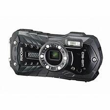 RICOH waterproof digital camera RICOH WG-50 black waterproof 14 m shock resist