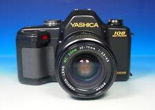 Yashica 108 multi Program funda neopreni cámara reflex SLR Camera 35-70mm/3.5-45 - 43950