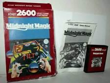 MIDNIGHT MAGIC GIOCO USATO BUONO ATARI VCS 2600 EDIZIONE AMERICANA FR1 42856