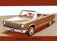 1967 AMC Dealer Promo Accents All American Film MP4
