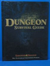 Dungeons & Dragons Dungeon Survival Guide WOC D20 RPG EZ188