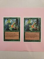 Magic the Gathering CHRONICLES Erhnam Djinn X2 NM Unplayed MTG