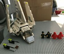 Lego Imperial Shuttle 7166 Complete with 2 pieces substituted NO INSTRUCTIONS