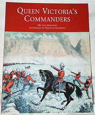 Queen Victoria's Commanders by Michael Barthorp (2001, Paperback)