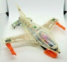 Shadow Strikers Stinger Mini Jet Vehicle w/ Dr Viper Complete Kenner 59040 1990