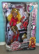 Monster High - Clawdia Wolf - Frights Camera Action - 2013