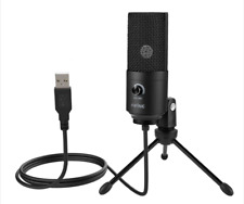 FIFINE 669B Metal Condenser USB Recording Microphone
