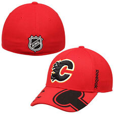 Calgary Flames NHL Hockey Eishockey Reebok Flexfit Cap Kappe Size L / XL