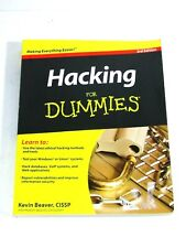 Hacking For Dummies 3rd Edition Kevin Beaver Paperback