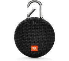 Jbl Clip 3 Portátil Bluetooth Inalámbrico Altavoz IPX7 Impermeable-Negro
