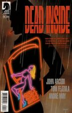 Dead Inside #4 (Of 5) Comic Book 2017 - Dark Horse