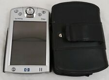 Hp iPaq Pocket Pc H2200 Pda, with battery & belt case Only untested for parts