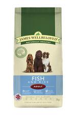 James Wellbeloved Adult Fish & Rice Complete Dog Food 15kg