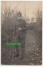 Foto ak suizo soldado brazalete tschako 23 regimiento swiss Lugano 1 WK IWW!