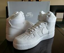 Air Force 1 Sneakers White Mens Nike HIGH size 10.5 MEN