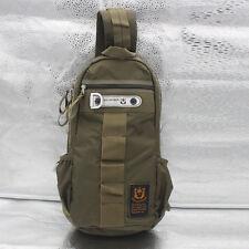 One Shoulder Back Pack Military Tactical Hiking Men Oxford Messenger Chest Bag