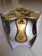 TEAMGEIST FINAL BERILIN FIFA WORLD CUP 2006 GERMANY OFFICIAL MATCH BALL NEW