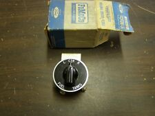 NOS OEM Ford 1962 1963 1964 Large Truck Fuel Tank Switch Electric