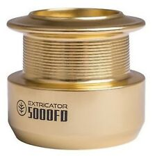 Wychwood Extricator 5000FD Gold Spare Spool Only Carp Coarse Fishing Reel