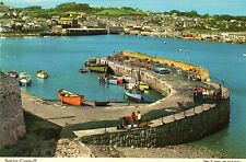 postcard Cornwall Newlyn posted  Hinde