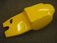Norton Commando Norvil production racer seat tail.