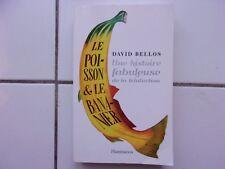 david BELLOS Le poissonnier et le bananier - Une  histoire de la traduction TBE