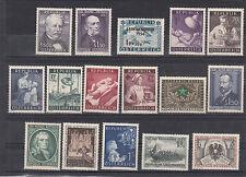 Österreich, Jahrgang 1954, postfrisch