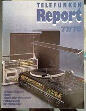 Vintage Electronics Manuals