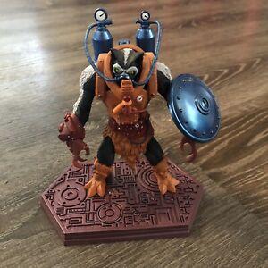 *RARE* NECA motu Stinkor Statue Complete! He-man Motu Masters Of The Universe
