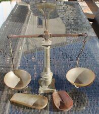 rare ancienne balance d herboriste ( pharmacie )