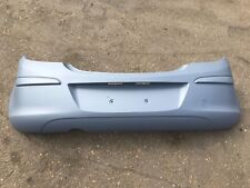 VAUXHALL CORSA D REAR BUMPER PRIMED INSURANCE APPROVED 3 DOOR 2006 - 2014