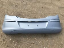 VAUXHALL CORSA D REAR BUMPER PRIMED INSURANCE APPROVED 5 DOOR 2006 - 2014