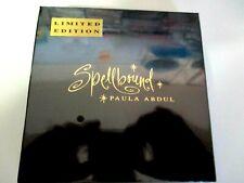 "PAULA ABDUL-""SPELLBOUND""-LIMITED EDITION CD BOX SET-MAKE UP CASE"